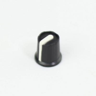 Snap-In Potentiometer Knob / White