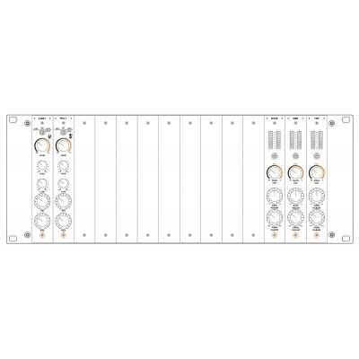 Modulaire 4U Setup 6 - 1LINE + 1MIC + 3W + 2FX