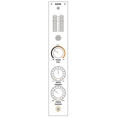 Module Modulaire Crossover - Bass