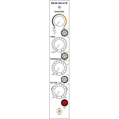Module Modulaire Stereo Dub Delay