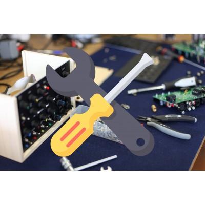 Service de réparation électronique