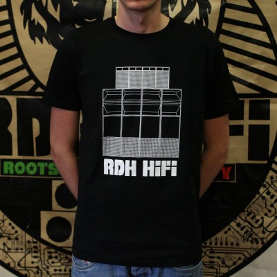 T SHIRT - RDH Hi-FI - SOUND SYSTEM // 2020 LIMITED EDITION