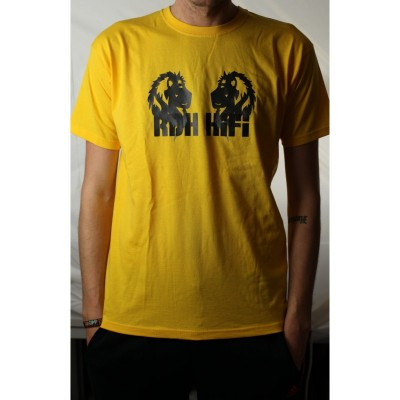 T SHIRT - RDH Hi-FI - LIONS // VERY LIMITED EDITION