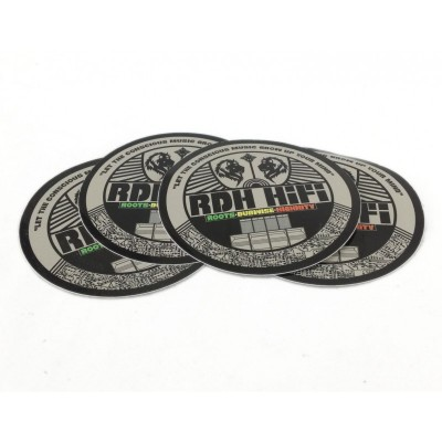 RDH Hi-Fi STICKERS