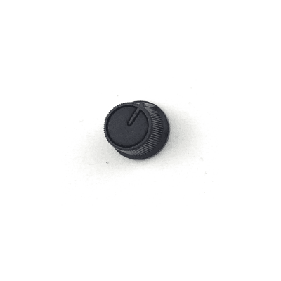 Snap-In Potentiometer Knob / Black