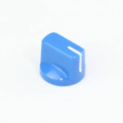 Capuchon de potentiomètre à vis - Couleur Bleu