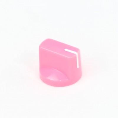 Capuchon de potentiomètre à vis / Couleur Rose