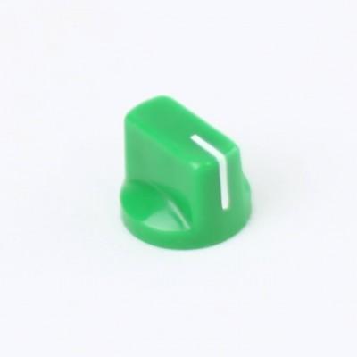 Capuchon de potentiomètre à vis / Couleur Vert