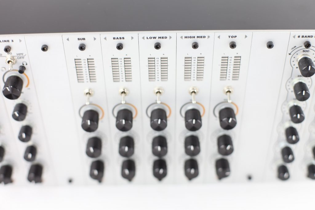 Modular Dub Preamp top view