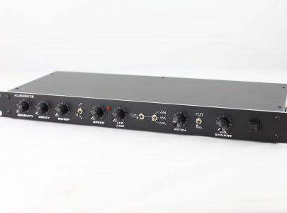 1U Rack Synare sound generator