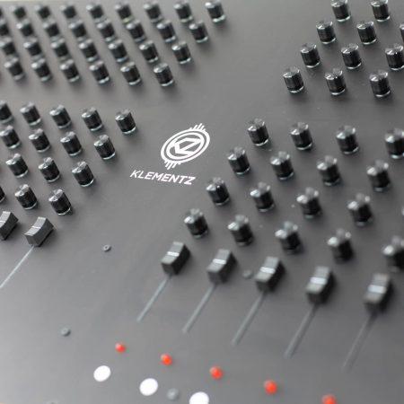 Custom MIDI Controller 16×10 Controls & Wooden Box